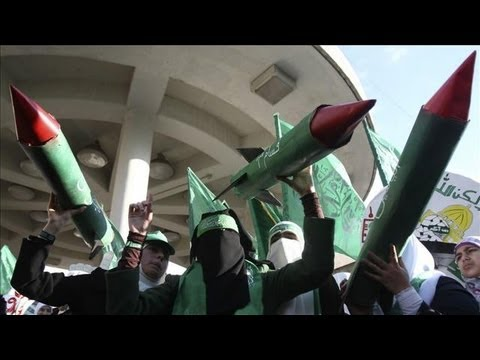 Hamas Holds First West Bank Rally In Five Years