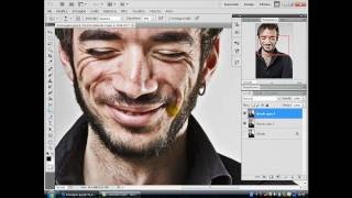 Tutorial Photoshop CS5: Dragan Effect by Salvatore Bonomo