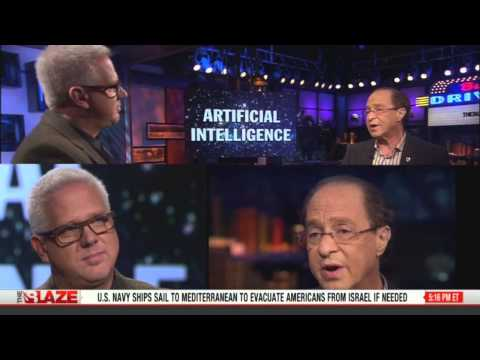 Futurist Ray Kurzweil w/ Glenn Beck, talk Technology & his book How to Create a Mind Human Thought