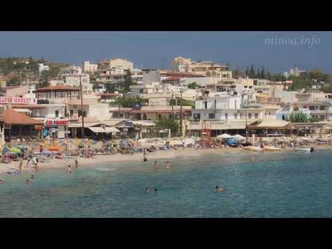 Best beaches of Crete