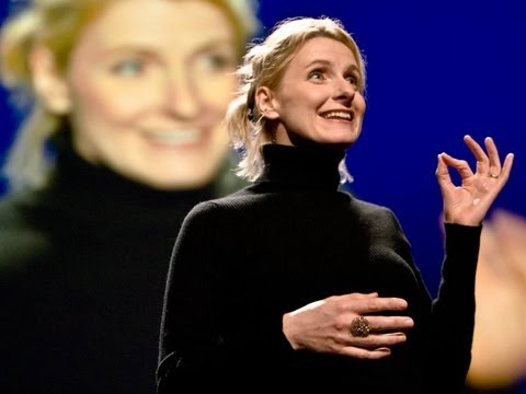 Elizabeth Gilbert: A new way to think about creativity
