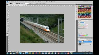 Photoshop Tutorial : Tilt - Shift - Effekt