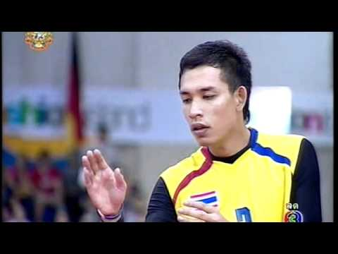 Sepak takraw  ISTAF Super Series 2011 Men's team Final - Thailand vs Indonesia (Part 3)