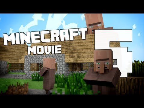 Minecraft Movie - 5: Village Takeover