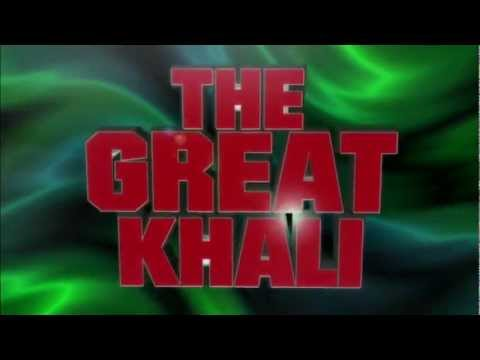 The Great Khali Entrance Video