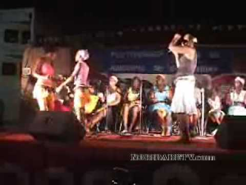 The Original  forbiden Dance, Batuko- of Cabo Verde