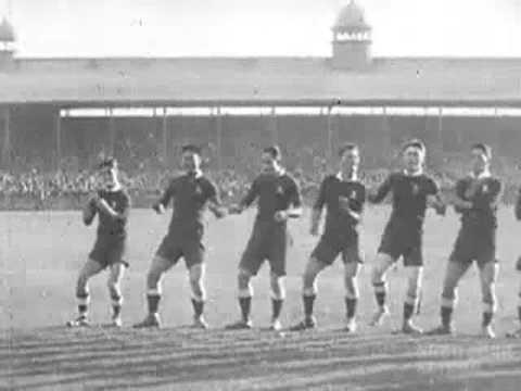 Haka - NZ MAORI vs NSW (1922)