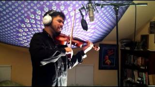 Some Nights: Fun. - Violin Cover by David Wong