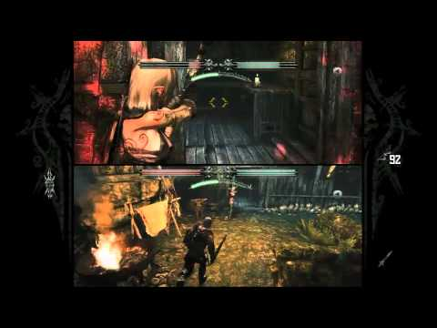 Hunted: The Demon's Forge Co-op Gameplay - UCxBZ2NxjYOW6wflO0nF97-Q