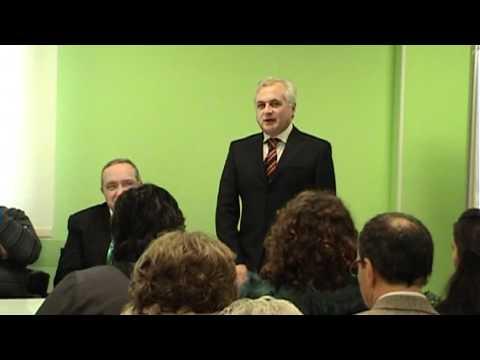 4/7 - Inaugurazione della nuova sede del Collegio IPASVI di Taranto. 4 Febbraio 2011
