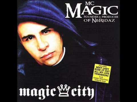 MC Magic Ft.  Junebug Slim-Slow Jam