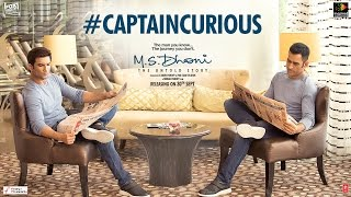 M.S.Dhoni - The Untold Story | Captain Curious