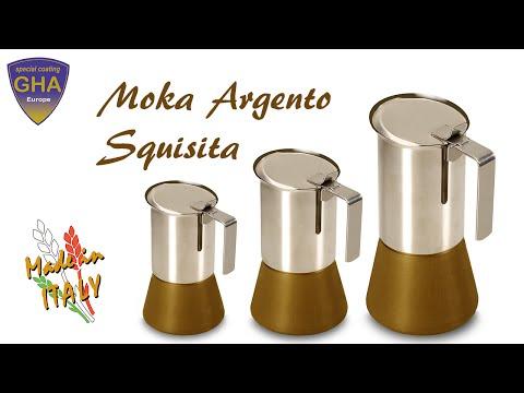 Il mondo del caffè ha testato le nostre mokArgento Squisita!
