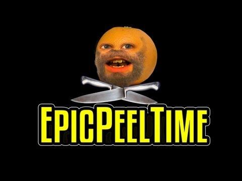 Annoying Orange - Epic Peel Time