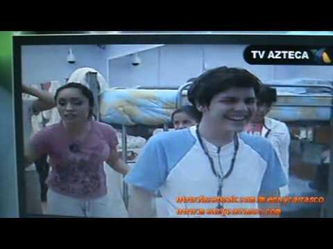 Manuel Menny Carrasco en LA ACADEMIA TV AZTECA