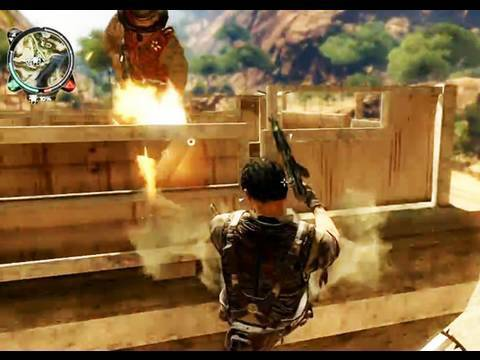 Just Cause 2 - Gameplay Trailer (Long) [HQ]