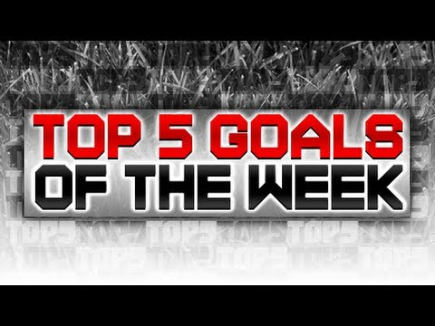 FIFA 12 | Top 5 Goals of the Week #50