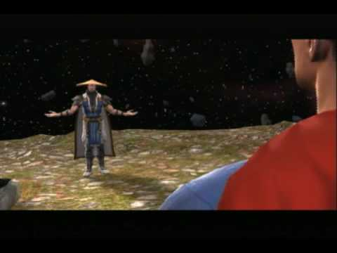 DC Story Mode (Mortal Kombat VS DC Universe) With High Quality Option Part 5