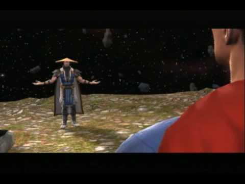 DC Story Mode (Mortal Kombat VS DC Universe) With High Quality Option Part 5