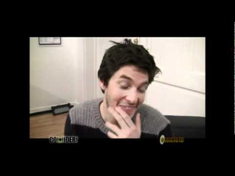 "Ben Barnes ""Collider"" Interview (talks The Words, The Wedding, TSS & Overdrive). Part 1 of 2"