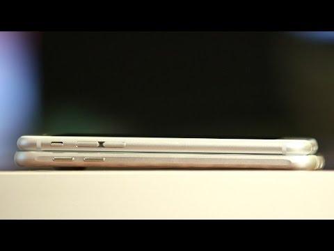 Galaxy S6 & iPhone 6: Twinsies!