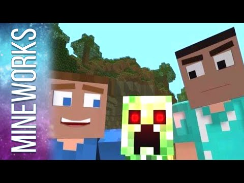 &quot;Creepers are Terrible&quot; - A Minecraft Parody of One Direction's What Makes You Beautiful