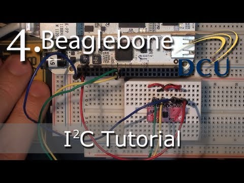 Beaglebone: An I2C Tutorial - Interfacing to a BMA180 Accelerometer