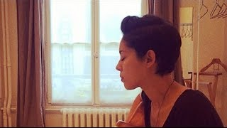 Between Sheets - Imogen Heap (Cover by Kina Grannis)