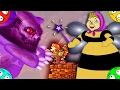 🐾 Нападение Моти с планеты зомби лунтиков. Пожарный vs демонов # 14. Смотреть мультфильм.
