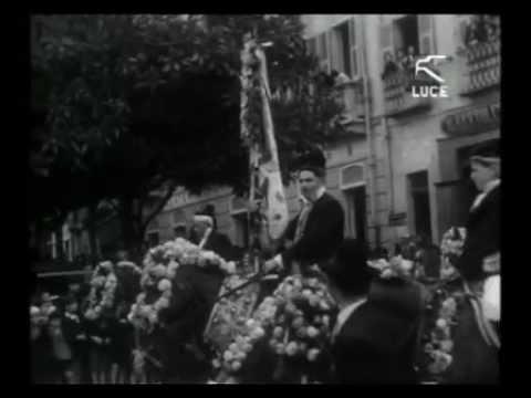 Processione di Sant'Efisio a Cagliari / 1 Maggio 1937 [ Istituto LUCE ]