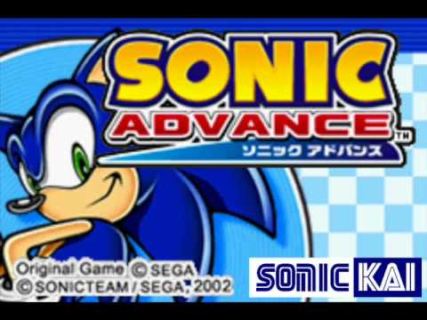 Sonic Advance Music: Ice Mountain Zone Act 1 [extended]