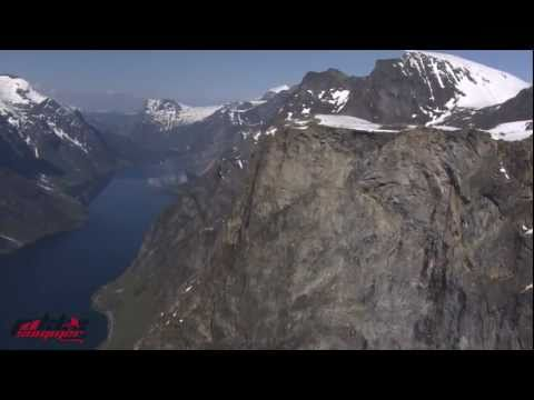 Playing with the Vampire 4 - Wingsuit Proximity Flying by Jokke Sommer