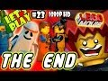 let's play lego movie - part 23: the end - lord business final boss battle | walkthrough wii u