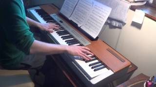 John Legend - All of Me for Piano Solo
