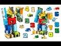 Трансботы Боевой расчёт Трансформеры Роботы Игрушки Видео для Детей
