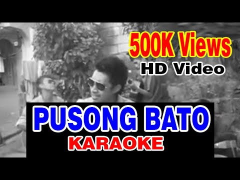 Pusong Bato Official Music Video Karaoke Lyrics Minus One (Sony Vegas Karaoke) Richie Productions