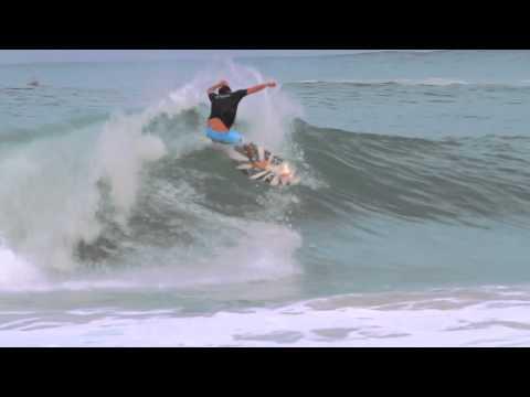 Surfing Hurricane Irene 2011 with SurfShopTV