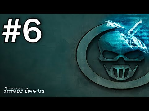 Hour of Power - Ghost Recon Future Soldier Walkthrough / Gameplay Part 6 - A Very Sudden Ending