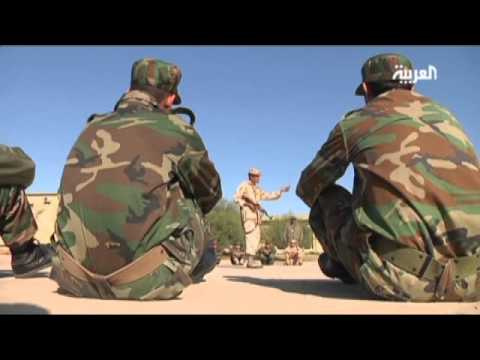 Libya is forming a new national army