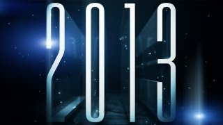 2013 3D Text Effect | New Years Special | Photoshop CS6 Extended Tutorial