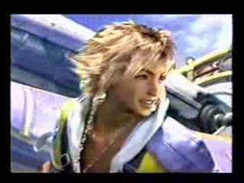 1000 Words - Yuna x Tidus
