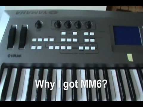 Yamaha MM6 Review/Demo Part 1/4