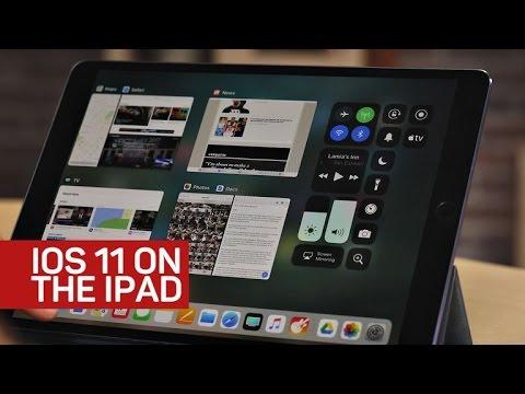 iOS 11 transforms the iPad - UCOmcA3f_RrH6b9NmcNa4tdg