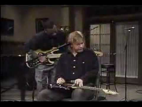 "Jeff Healey - ""See The Light"" live"
