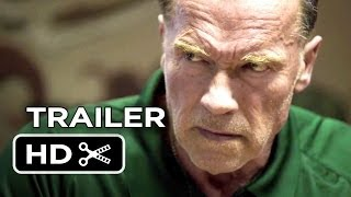 Sabotage Official Trailer (2014) - Arnold Schwarzenegger Movie HD