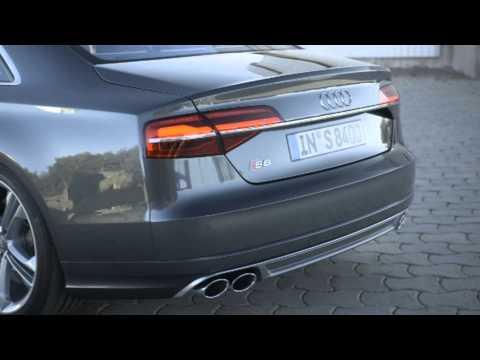 Audi S8 Exterieur und Interieur