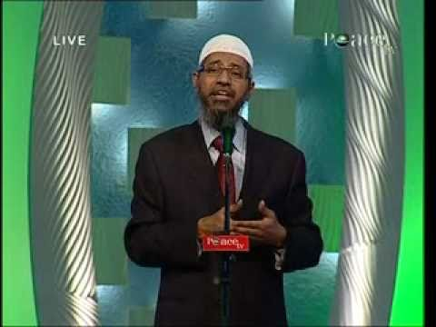 Dr Zakir Naik and Oxford Union Debate Address 4 of 7.flv