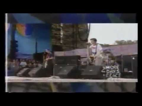 Green Day Live at Woodstock 94 (Full)