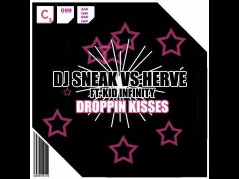 Dj Sneak Vs Hervé -Droppin Kisses- OUT NOW! Cr2 Records