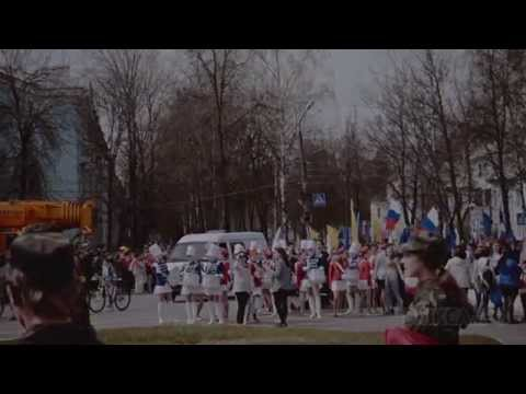 Первомайская демонстрация-2015